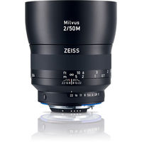 Zeiss Milvus 50mm f/2M ZF. 2 Lens for Nikon F