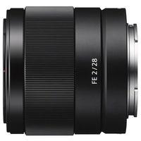 Sony FE 28mm F2 Teleconverter