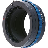 Novoflex Adapter for Sony/Minolta AF Mount Lenses to Fujifilm X Mount Cameras