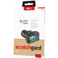 Scratchgard HD Ultra Clear for Nikon D3200