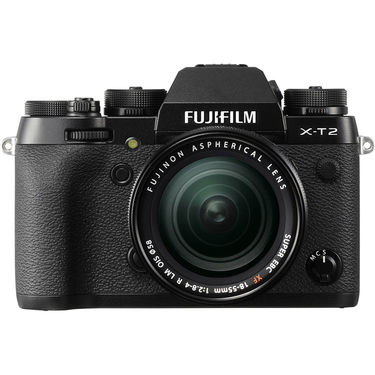 Fujifilm X-T2 (18-55mm) Mirrorless Camera