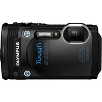Olympus TG-860 Compact Camera with 4GB Card+ Case