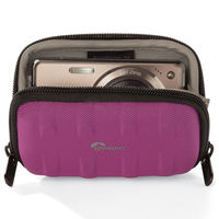 Lowepro Santiago 20 Camera Pouch (Purple)