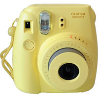 Fujifilm instax mini 8 Instant Film Camera, yellow