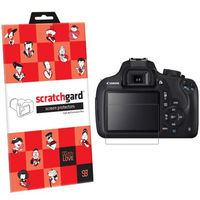Scratchgard HD Ultra Clear for Canon EOS 1200D