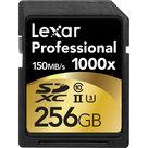 Lexar PRO SDHC 256GB 1000X C10 USH-1 Memory Card