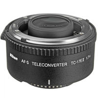 Nikon TC-17E II AF-S Teleconverter (1.7X)