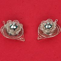 Hand Painted Dhola Maru Jewellery Box