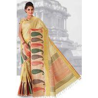 Gold Weaved Pure Silk Saree