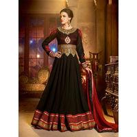 Black Salwar Suit