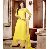 Stylish Designer Georgette Suit