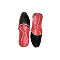 Black Zari Shoe, 10