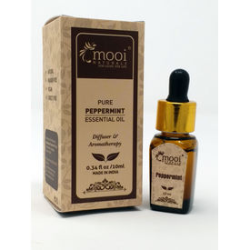 Pure Peppermint Essential Oil– Refreshes & Uplifts, 10ml