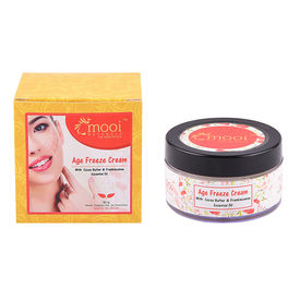 Age Freeze Cream - With Cocoa Butter & Frankincense Essential Oil, 30g