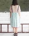 Twofold Suspender Dress