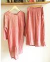 Twofold Rose Tunic Set