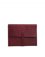 Brandless Laptop Folio, red