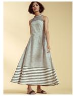 Iyla Ines Dress, grey, s