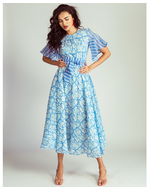 Jodi Summer Sky Dress, blue, s