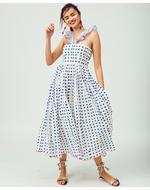 Jodi Summer Dress, white, s