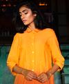 TRC Sunset Shirt Dress