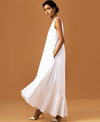 Bennch White Maxi Dress