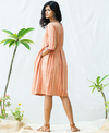 BT Cinched Flare Dress