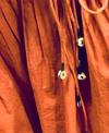 Sagaa Rabari Rust Top