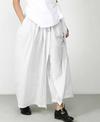 Three Skirt Trouser