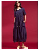 Iyla Mila Dress, purple, s