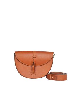 Cord Mini Sling, brown