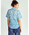 Jodi Summer Sky Shirt
