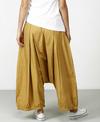Three Drop Crotch Trousers