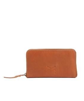 Brandless Essential Wallet, brown