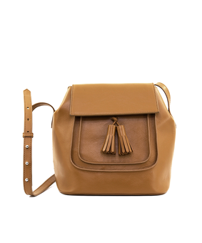 RM Rhythm Bucket Bag, brown