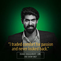 Signature Start-up Master Class Season 2 - Rana Daggubati