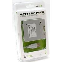 2800mAh USB Rechargable Battery Pack For Nintendo Wiifit Wii Fit Balance Board