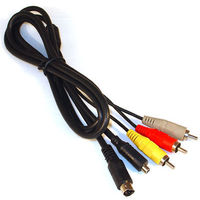 # HY029 Compatible VMC-15FS AV Cable for most Sony MiniDV DVD Handycam camcorder
