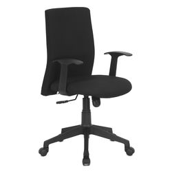 Optima Mid Back Chair,  black