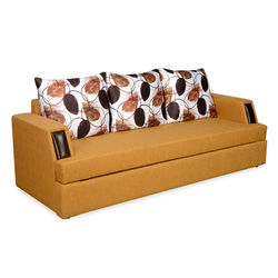 Canton Sofa Bed,  gold