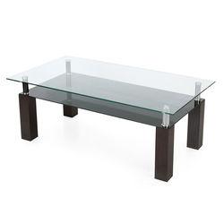 Mississippi Center Table,  wenge