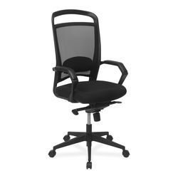 Hermit Mid Back Office Chair,  black