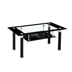 Cosmic Center Table,  black