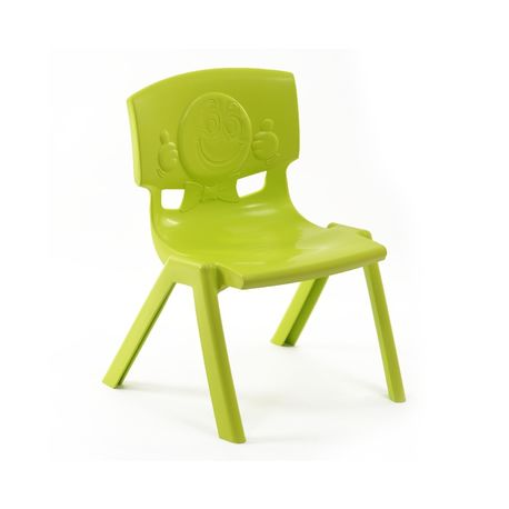 Buy Toy Baby Chair Lime Yellow Online Nilkamal Furniture