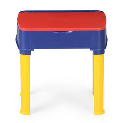 Apple Kids Desk,  strawberry red