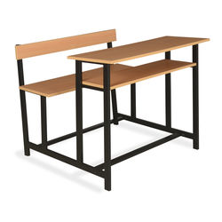 Mastermind Nk Sd 22 Bench Desk,  beech