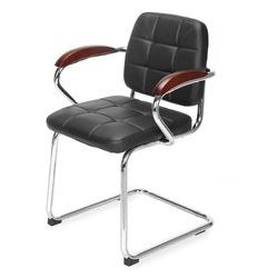 Verto Visitor Chair,  black