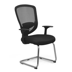 Matrix Visitor Chair,  black