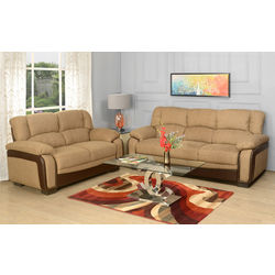 Mimosa 2 Seater Sofa,  brown