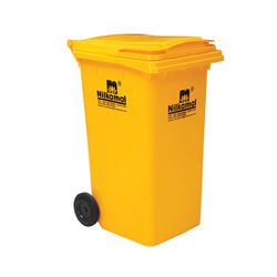 Waste Bin 240L,  orange